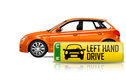 Insuring Left Hand Drive And Other Import Cars