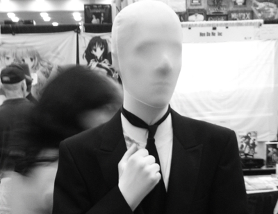an urban legend folklore created online by horror fans back in 2009 slender man a frightening malevolent character has seen prominence in recent times - Halloween Costume Slender Man