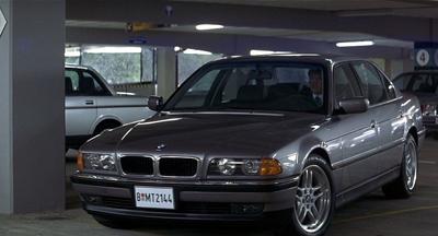 A BMW 750il