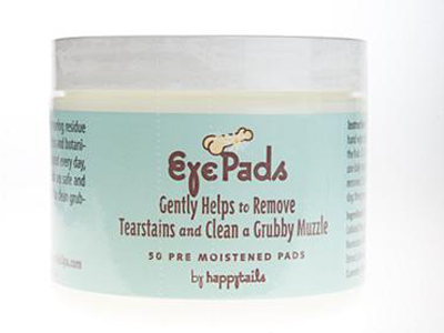 Eye pads for dogs