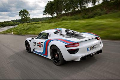 Porsche-918