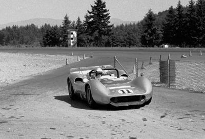 Vintage McLaren