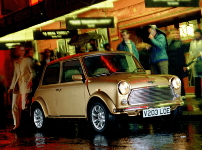 Vintage Mini Knightsbridge