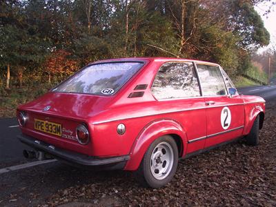 2002 Touring