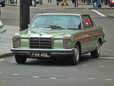 Mercedes 280ce