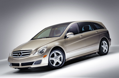 Mercedes R-Class