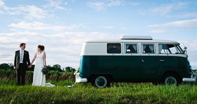 wedding-van