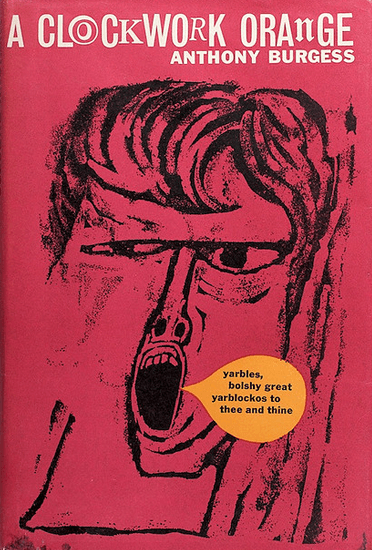 First edition of Clockwork Orange