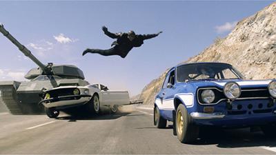 Ludicrous stunt