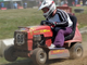 Lawmnmower racing