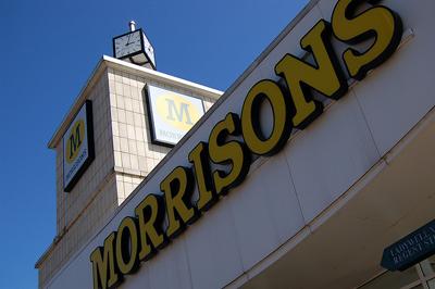 Morrissons supermarket