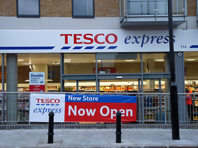Urban tesco