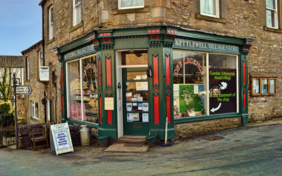 Lovely village shop