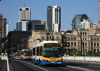 Australian bus