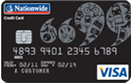 Platinum Visa card