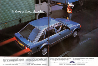 Ford Escort Mark 4