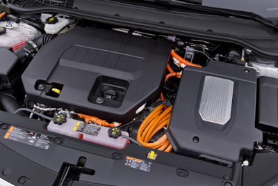 Chevrolet Volt engine
