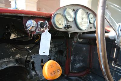 166 interior