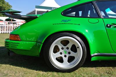 Kermit rear