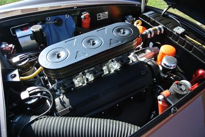 McQueen engine