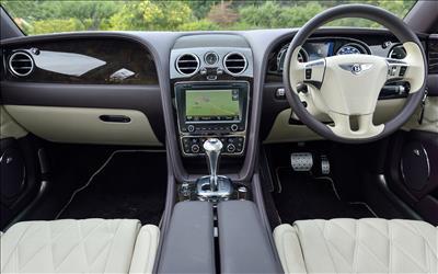Spur interior