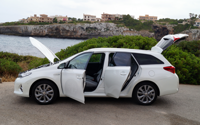 Toyota Auris Touring Sports Excel 1.8 Hybrid e-CVT