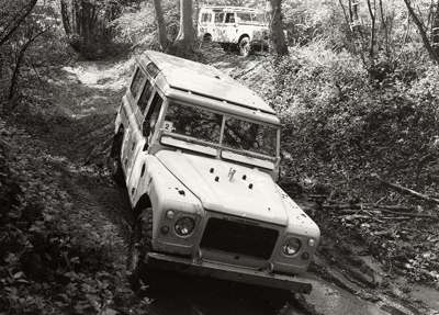 60s Land Rover