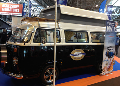 Image of Danbury campervan