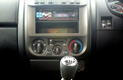 Image of Great Wall Steed Centre Console