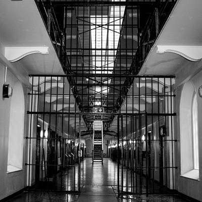 Image of Crumlin Road Jail cells