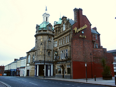 Sunderland Empire theatre