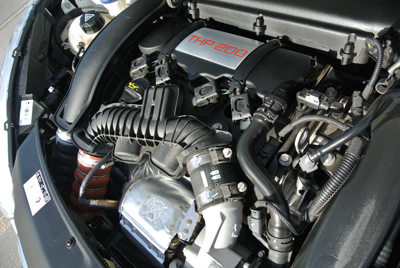 Image of 208 engine
