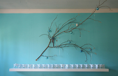 Twig decoration