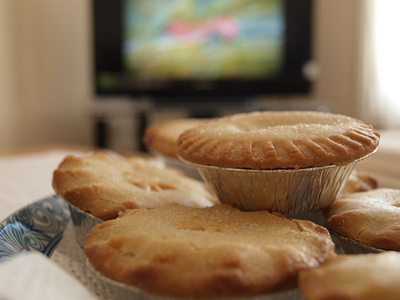 Image of mince pies