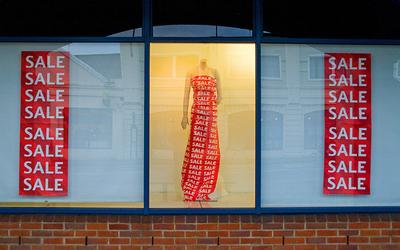 Image of sale window
