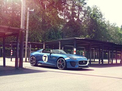 Image of Jaguar Project 7