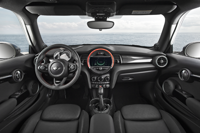 Image of New Mini interior