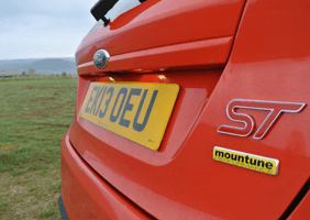 Ford Fiesta: ST Mountune Car