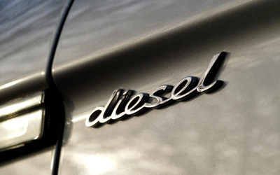 Image of Porsche Panamera Diesel detail