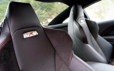 Image of Peugeot RCZ R seat