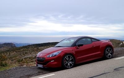 Image of Peugeot RCZ R