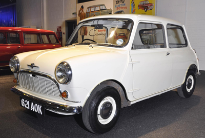Image of the first Mini