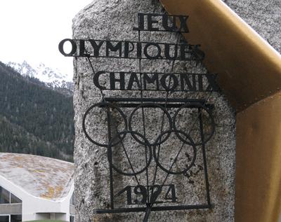 Image of Chamonix 1924 olympics