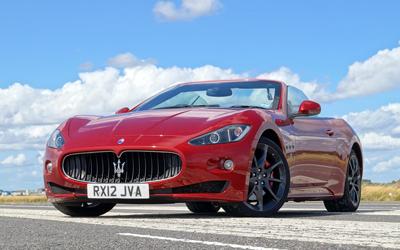 Image of Maserati GrandCabrio