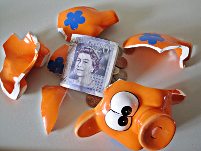 Image of piggy bank - Images_of_money