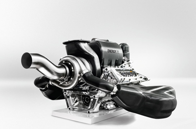 Image of 2014 F1 engine