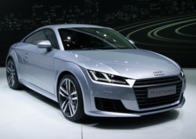 Image of new Audi TT