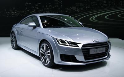 Image of new Audi TT