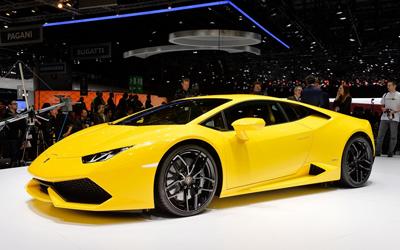 Image of Lamborghini Hurracan