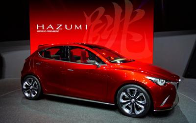 Image of Mazda Hazumi